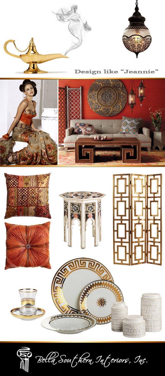Modern Moroccan Interior Design